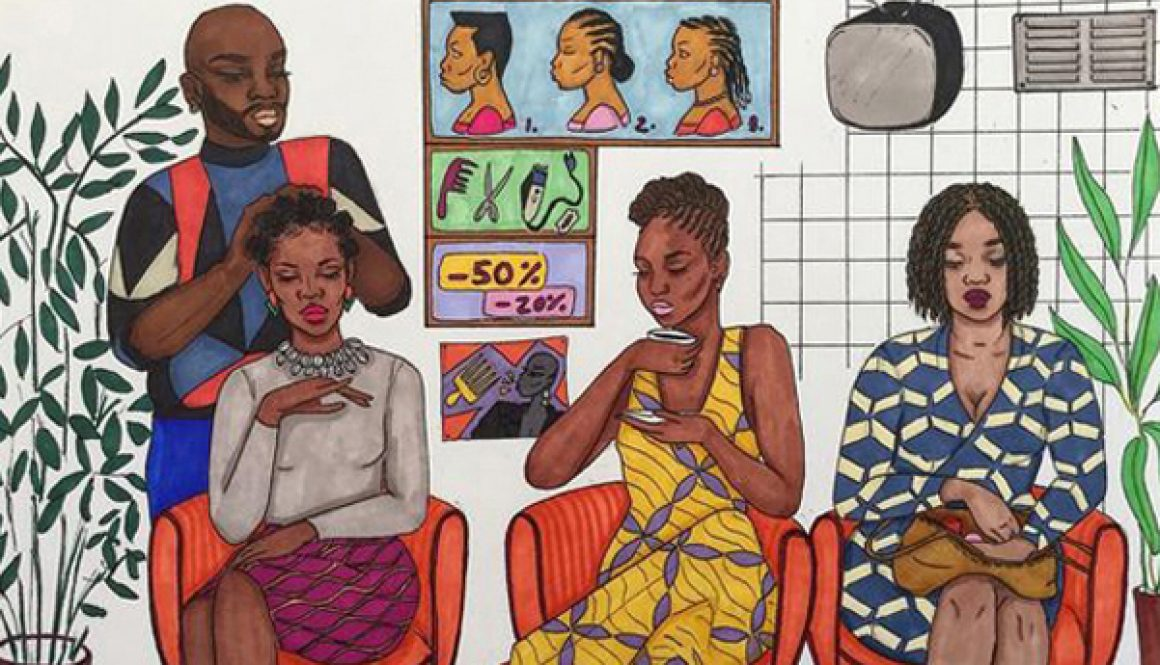 Ben Biayenda, the teen who exhalted black women