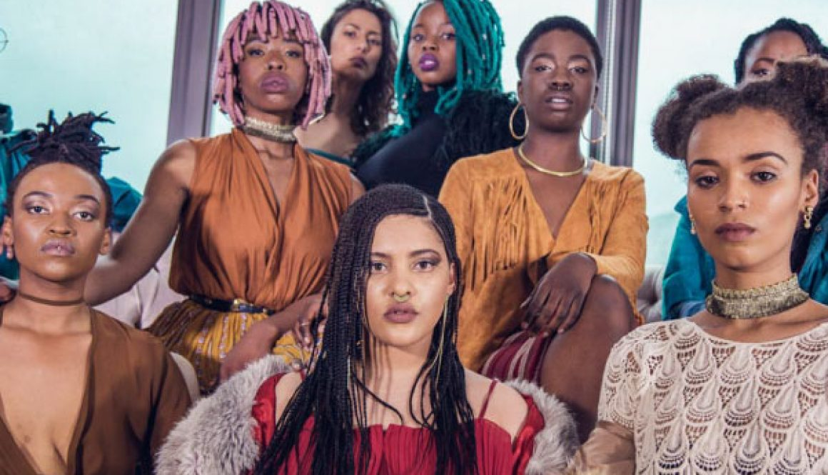 The Foxy Five, the South African web series on intersectional feminism