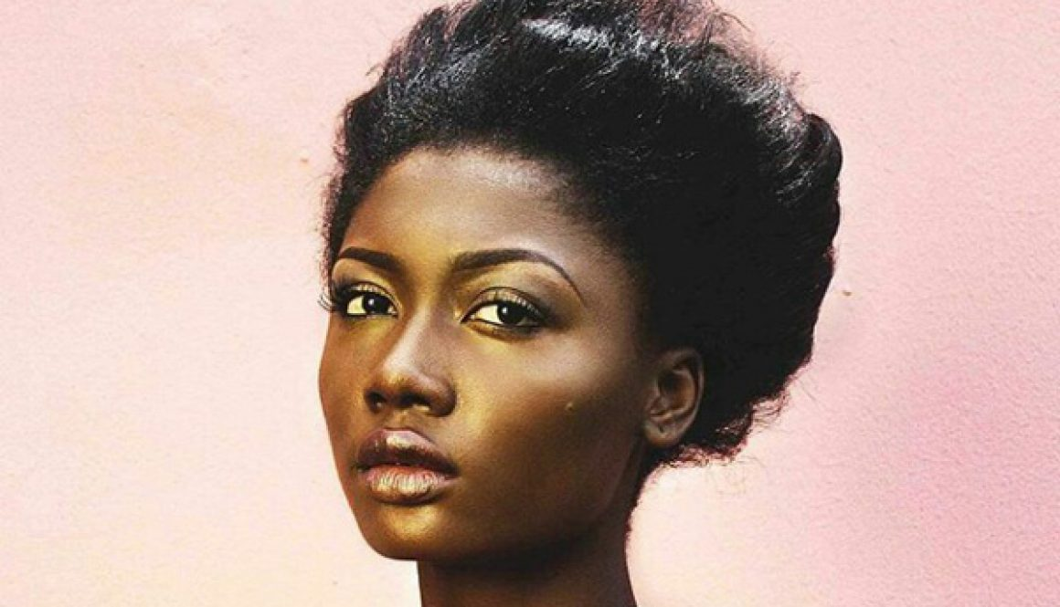 Uju Marshall, the Nigerian fashion model to know