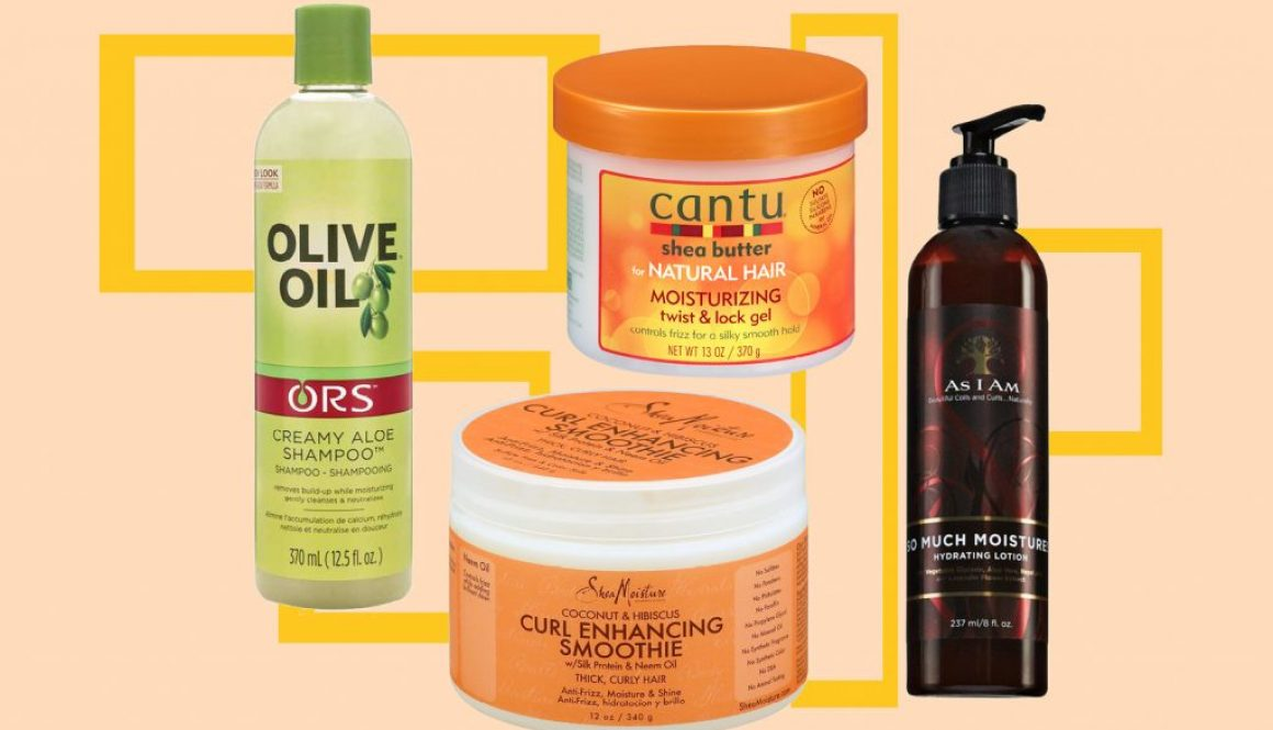 What's the state of the black hair care market in 2020?