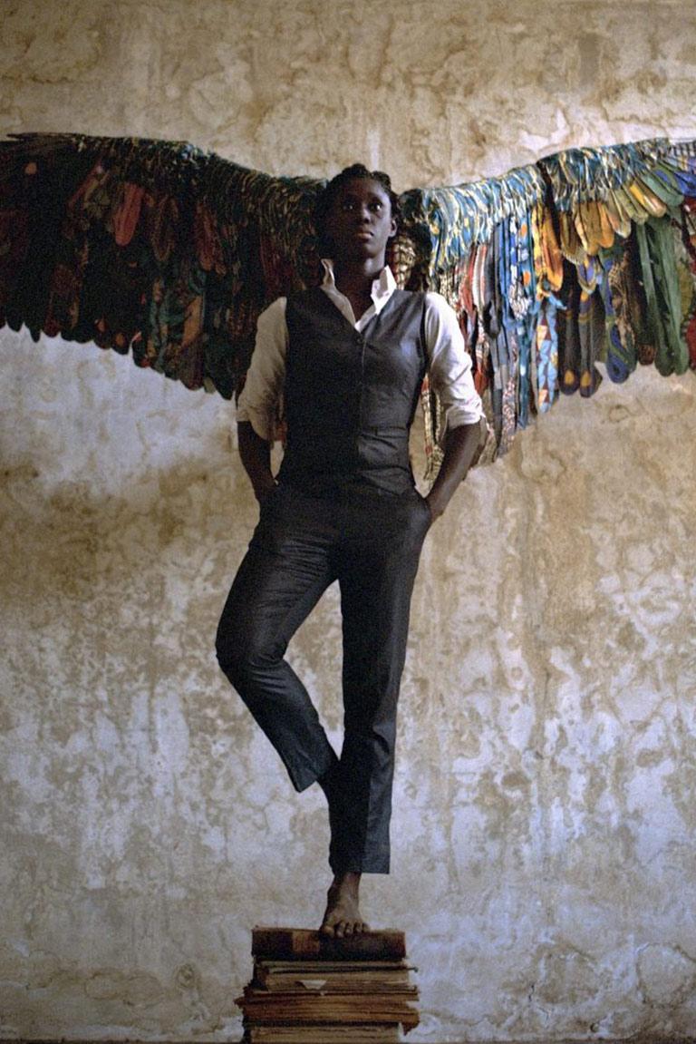 Malaïka Dotou Sankofa #2, Dakar, Senegal 2016 - Credits : Laeïla Adjovi Courtesy Art Africa