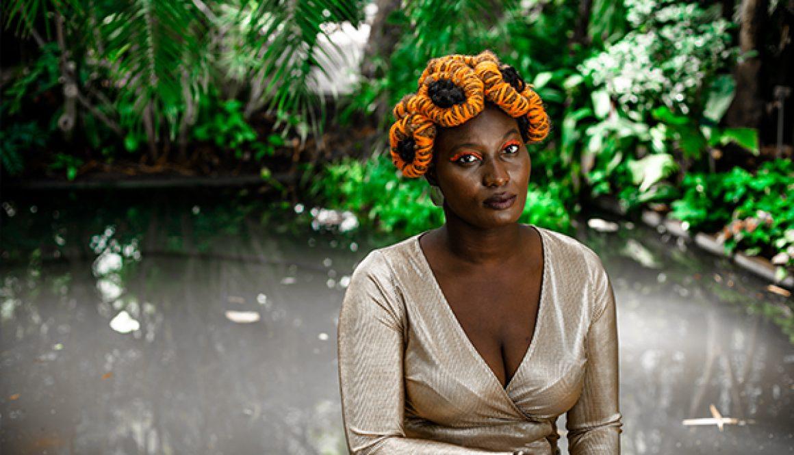 Virginie Ehonian, l'art-preneuse qui décloisonne les cultures noires