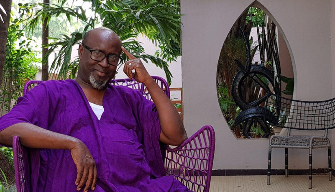 Revaloriser l'art malien : Le nouveau défi de Cheick Diallo