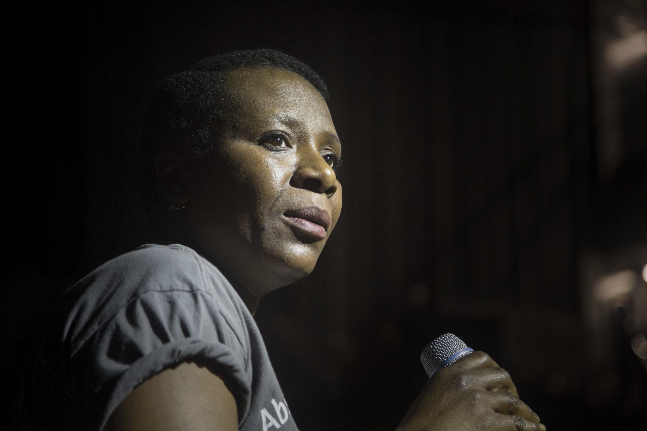 Elisabeth Tambwe - Credits : Juan Davila