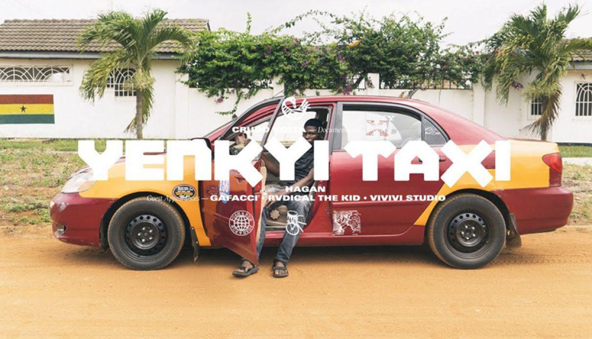 Yenkyi Taxi ou quand la musique afro influence la musique de club en Europe
