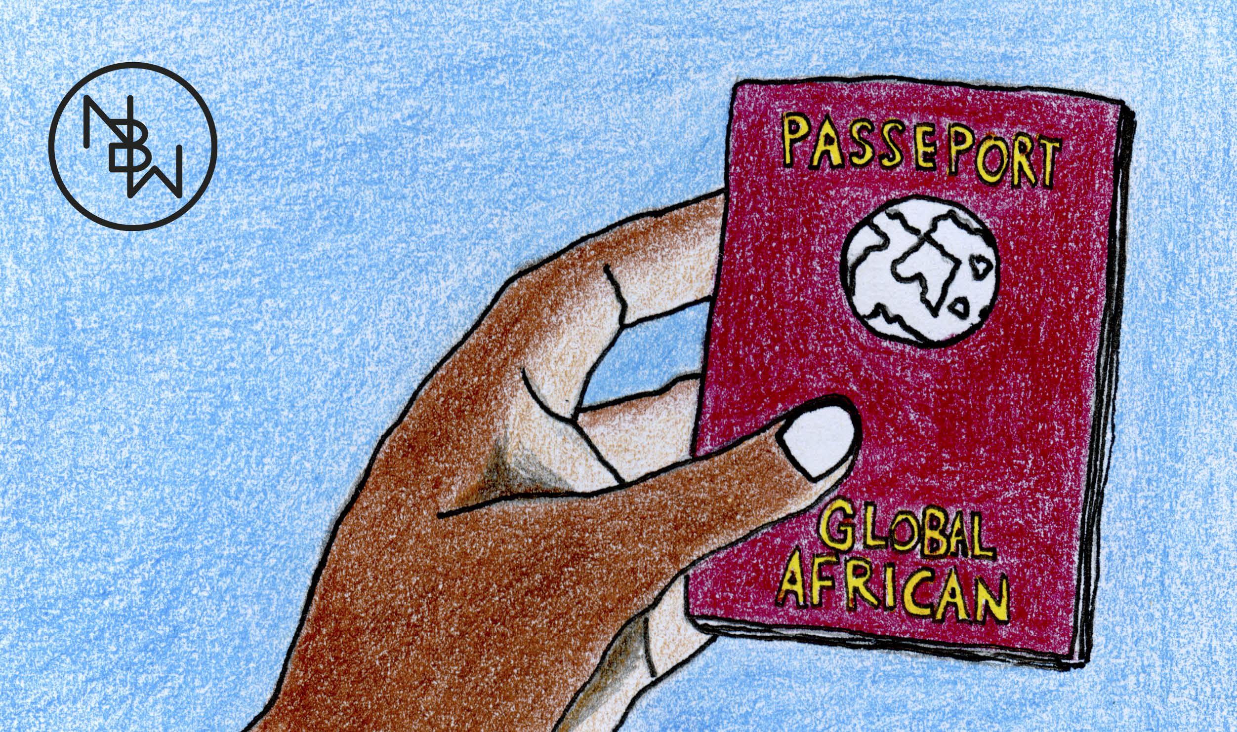 «Ne m'appelez pas citoyenne du monde, je suis une africaine globale !»