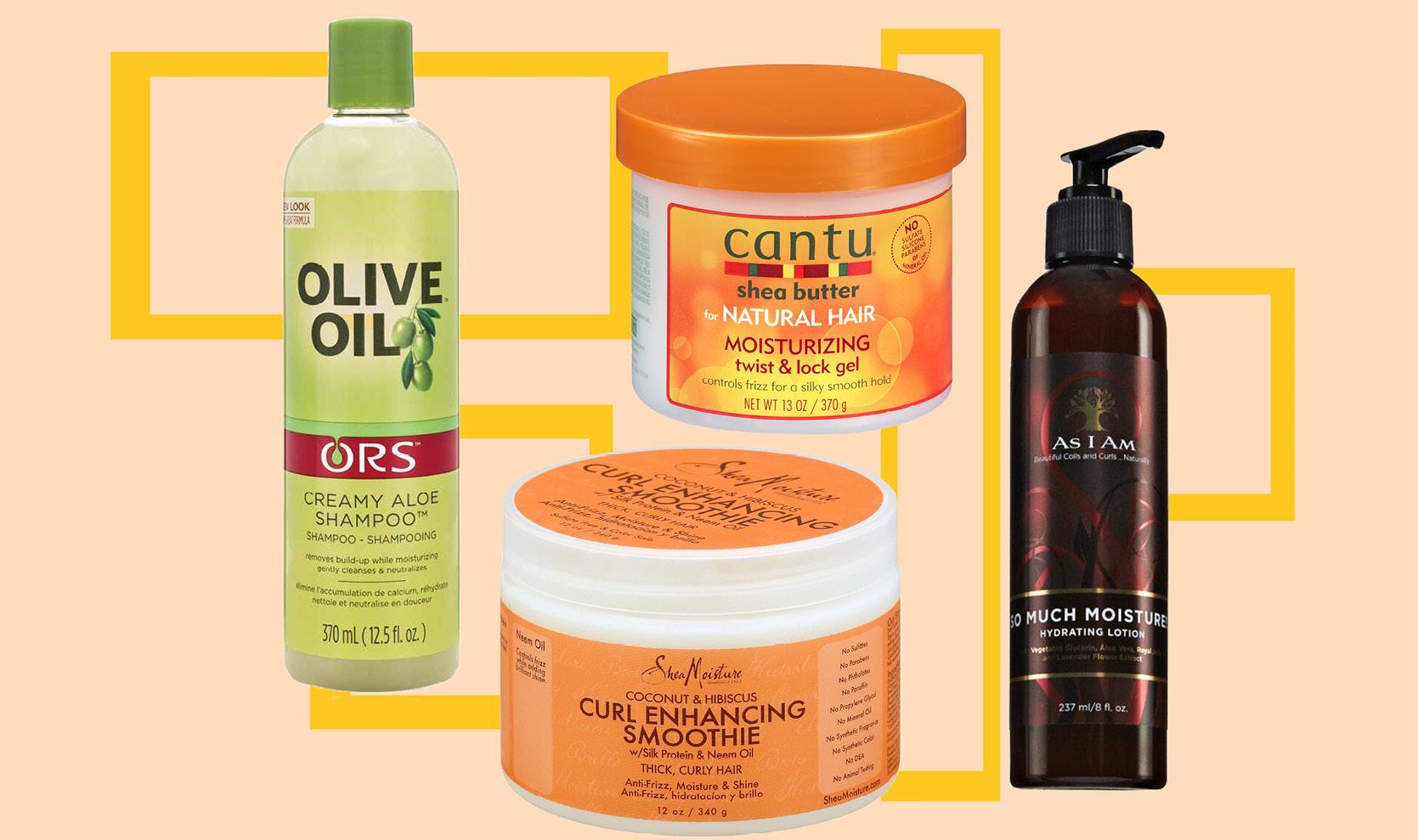 Le marché des cosmétiques capillaires afros en 2020, ça ressemble à quoi?