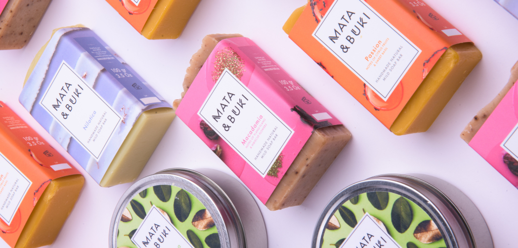 Mata & Buki, la marque de soin clean et Made in Rwanda